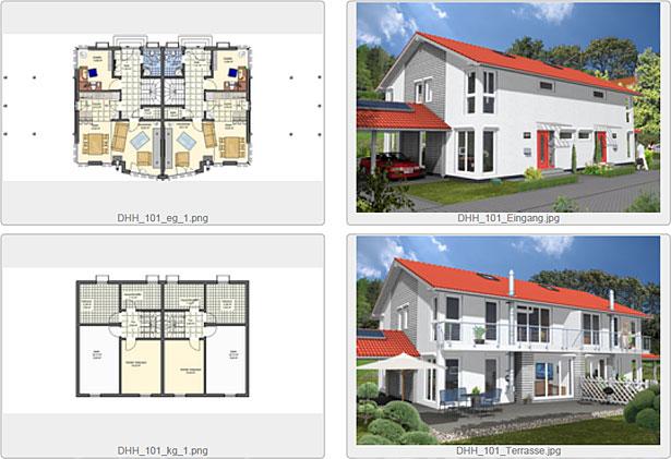 massivholzhaus mock grundrisse. Black Bedroom Furniture Sets. Home Design Ideas