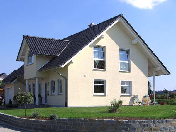 Hausfassaden Beispiele Muster